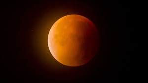 The 'supermoon' lunar eclipse, also known as a 'blood moon', is one that appears bigger and brighter than usual