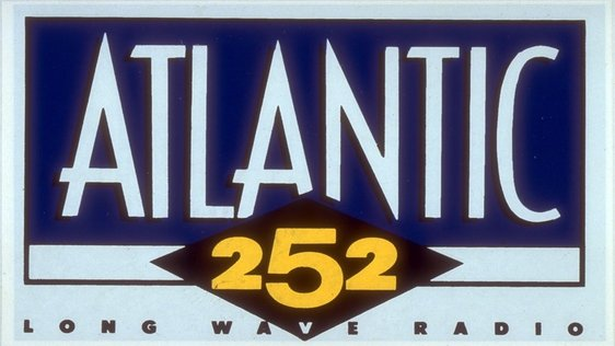 Atlantic 252 Logo 1989