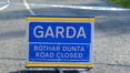 Man in serious condition following road crash