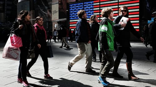 US economy grew at 2.1 percent rate in Q4