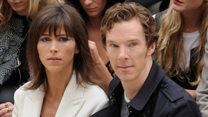 Sophie Hunter and Benedict Cumberbatch: believed to be proud parents once again to a second son.