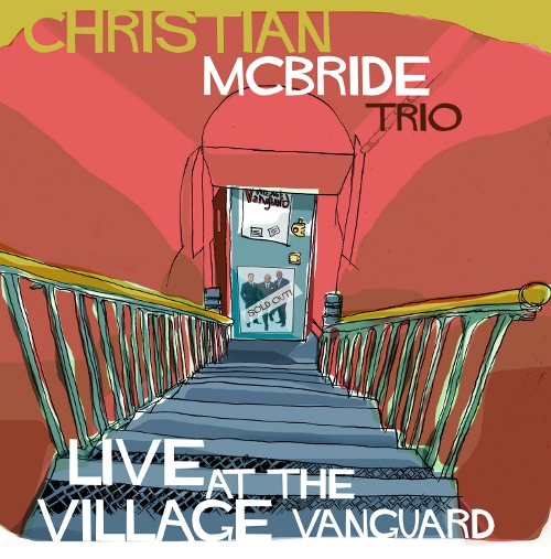 Christian McBride Trio having fun in New York last December