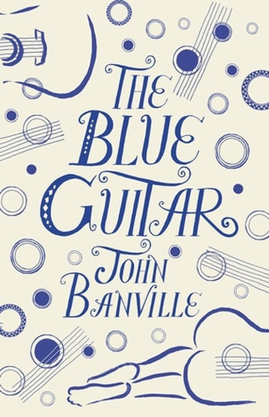 "Review:  ""The Blue Guitar"" by John Banville"