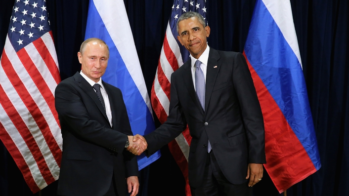 Obama and Putin struggle to agree over Syria
