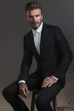 Modern Essentials selected by David Beckham for Autumn 2015 at H&M