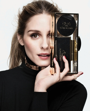 Oliva Palermo launches her beautiful new makeup collection in Brown Thomas on October 10