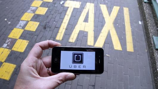 Uber in Ireland