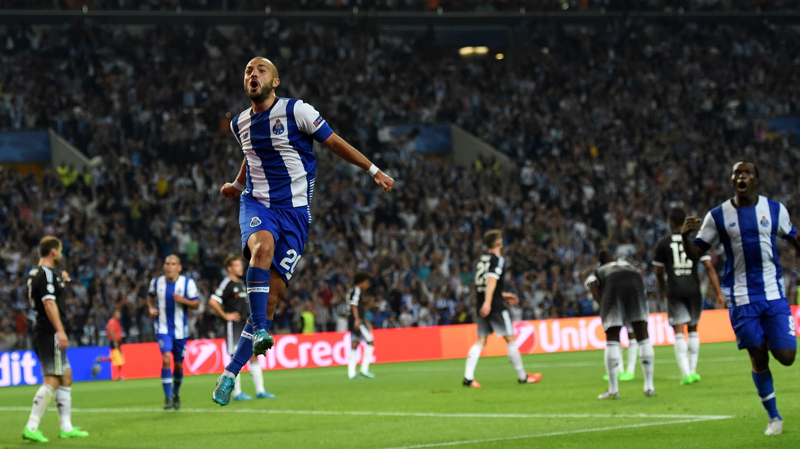 Porto hand Chelsea another dose of the blues