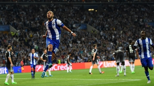 Andre Andre scored Porto's first