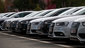 Sales of Audi cars in Europe slumped 53% in October, new figures show today