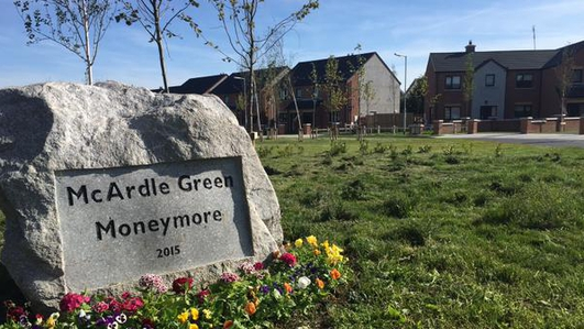 Louth housing scheme opens after pyrite delay