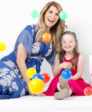 Yvonne Keating launches the Buy My Dress annual event