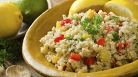 Quinoa Salad - Special thanks to chef Stephen Taylor Winter for this recipe!