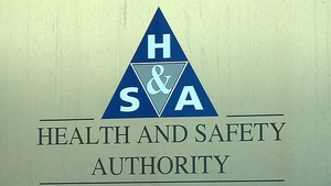 The Health and Safety Authority and gardaí are investigating the incident