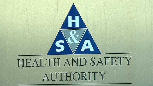 The Health and Safety Authority and gardaíare investigating the incident
