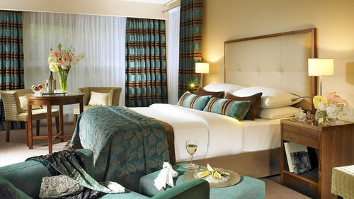 Be in with a chance to win a night away in Hotel Westport with afternoon tea rolled in!