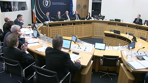 Committee heard that investment by the Irish taxpayer in the banks has been 'unprecedented'