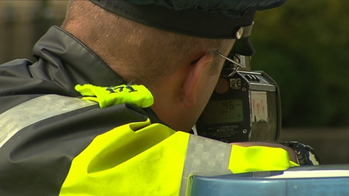 Ministers considered amended proposals for rising fines and penalty points for higher speeds