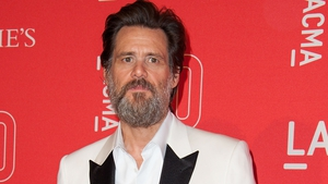 Jim Carrey meets with Cathriona White's sister