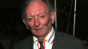 The late Brian Friel