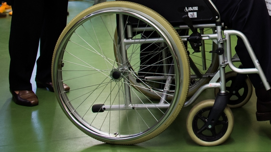 Disabled students must complete 60 credits a year to keep grants
