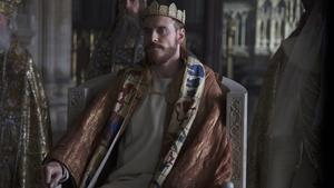 Michael Fassbender, star of the recent film of Macbeth.