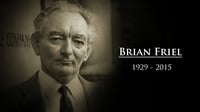 RTÉ Statement on the Death of Brian Friel