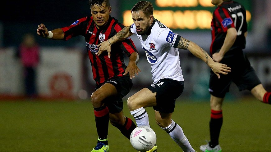 Irish Daily Mail FAI Cup: Dundalk v Longford Town