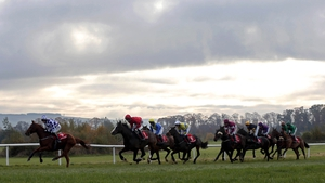 Officials continue to monitor weather conditions at Gowran Park