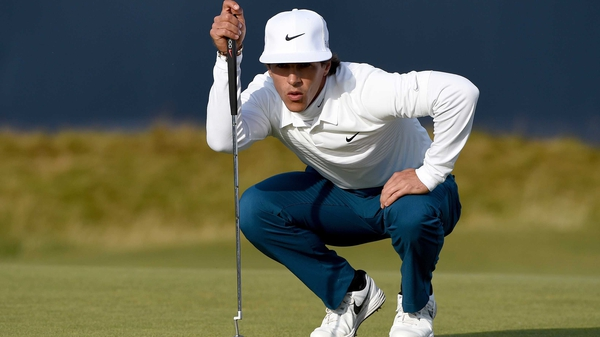 Thorbjorn Olesen took control of the Dunhill Links Championship with a sizzling round