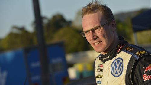 Jari-Matti Latvala secured WRC win in France