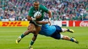 LIVE: Rugby World Cup - Ireland v Italy