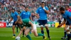 Ireland in last eight after scrappy win over Italy
