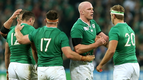 Ireland face France on Sunday in the Pool D decider