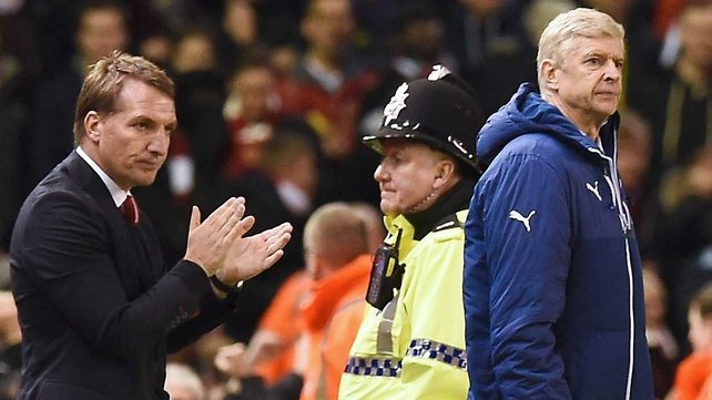 Wenger: Rodgers will bounce back from Reds sacking