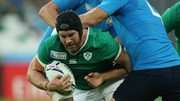 Sean O'Brien is wary of the threat posed by Toulon powerhouse Mathieu Bastareaud