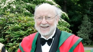 William C Campbell was born in Derry in 1930 and grew up in Ramelton in Donegal