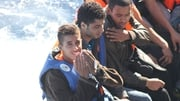 237 men and five women were rescued off Tripoli