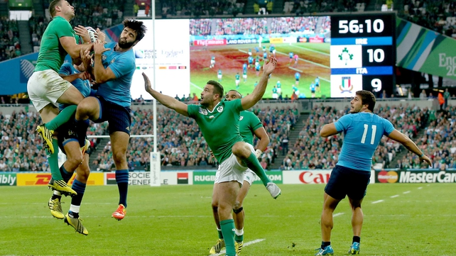 PODCAST: Leamy confident Ireland can take France