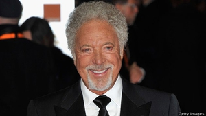 Tom Jones has revealed his wife's battle with depression
