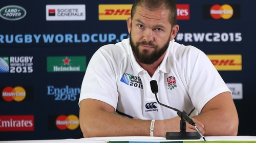 Ireland's new defence coach Andy Farrell