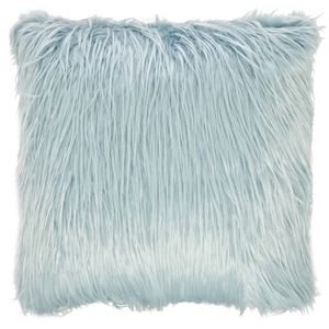 Long Pile Faux Fur Cushion, €8