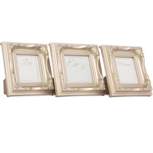 3 pack Ornate Frame, €5