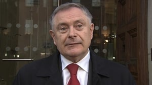 Brendan Howlin said that Labour would be ready for the election, whenever it happens
