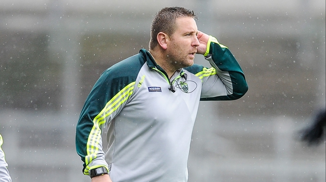 Cian O'Neill ratified as Kildare manager