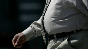 More than half of health service workers surveyed were overweight