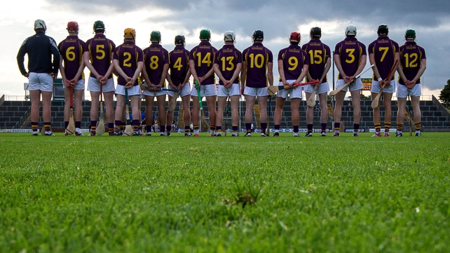 Wexford report suggests no dual option at minor