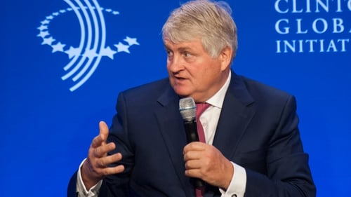 The yield on Digicel's 2020 bonds rose as high as 23% this month - the company is controlled by Denis O'Brien