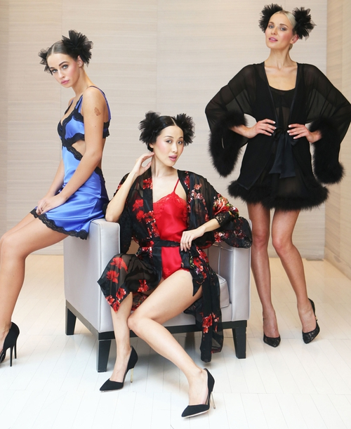 Brown Thomas launches new lingerie collections for a/w 2015