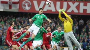Jonny Evans believes Northern Ireland can get a result against Germany